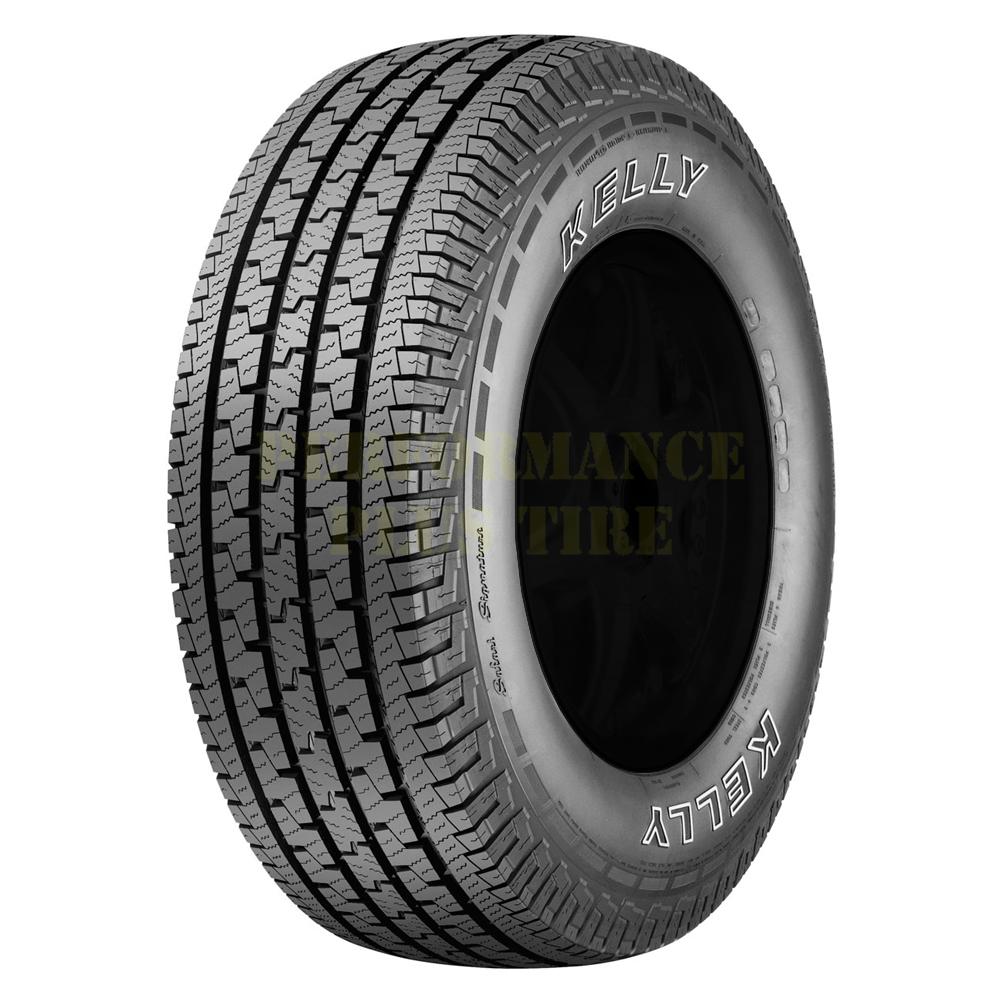 Kelly Tires Safari Signature Passenger All Season Tire