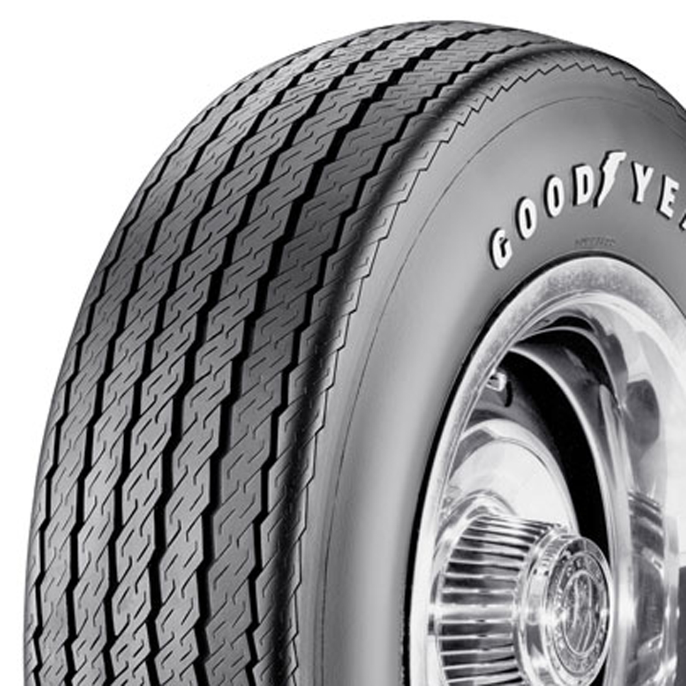 Goodyear Antique Tires Speedway Wide Tread GT Classic / Vintage / Military Tire