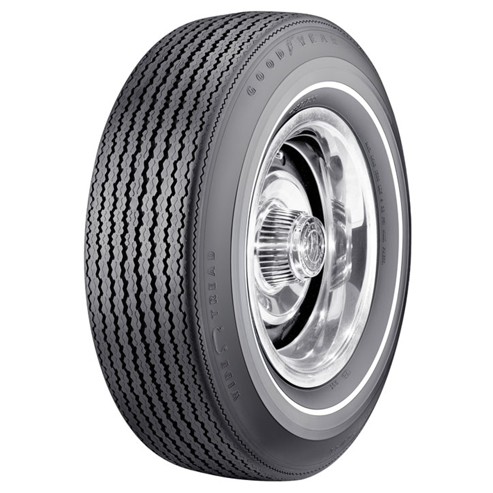 Goodyear Antique Tires Speedway Wide Tread (NF)