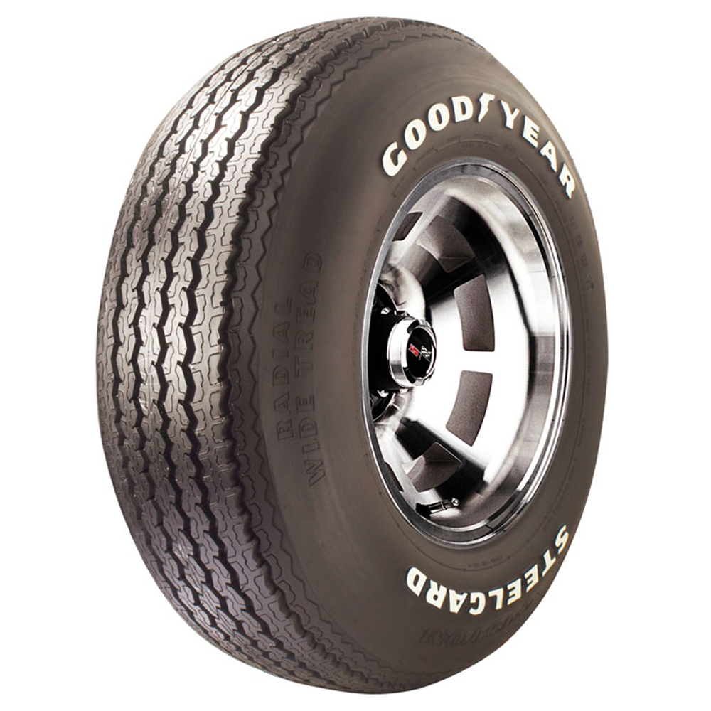 Goodyear Antique Tires Steelgard Classic / Vintage / Military Tire