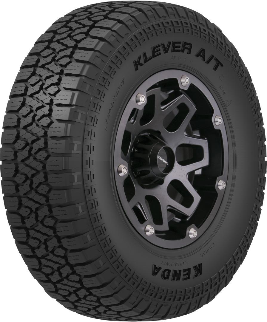 Kenda Tires Klever A/T2 KR628 Tire - P255/75R17 115T
