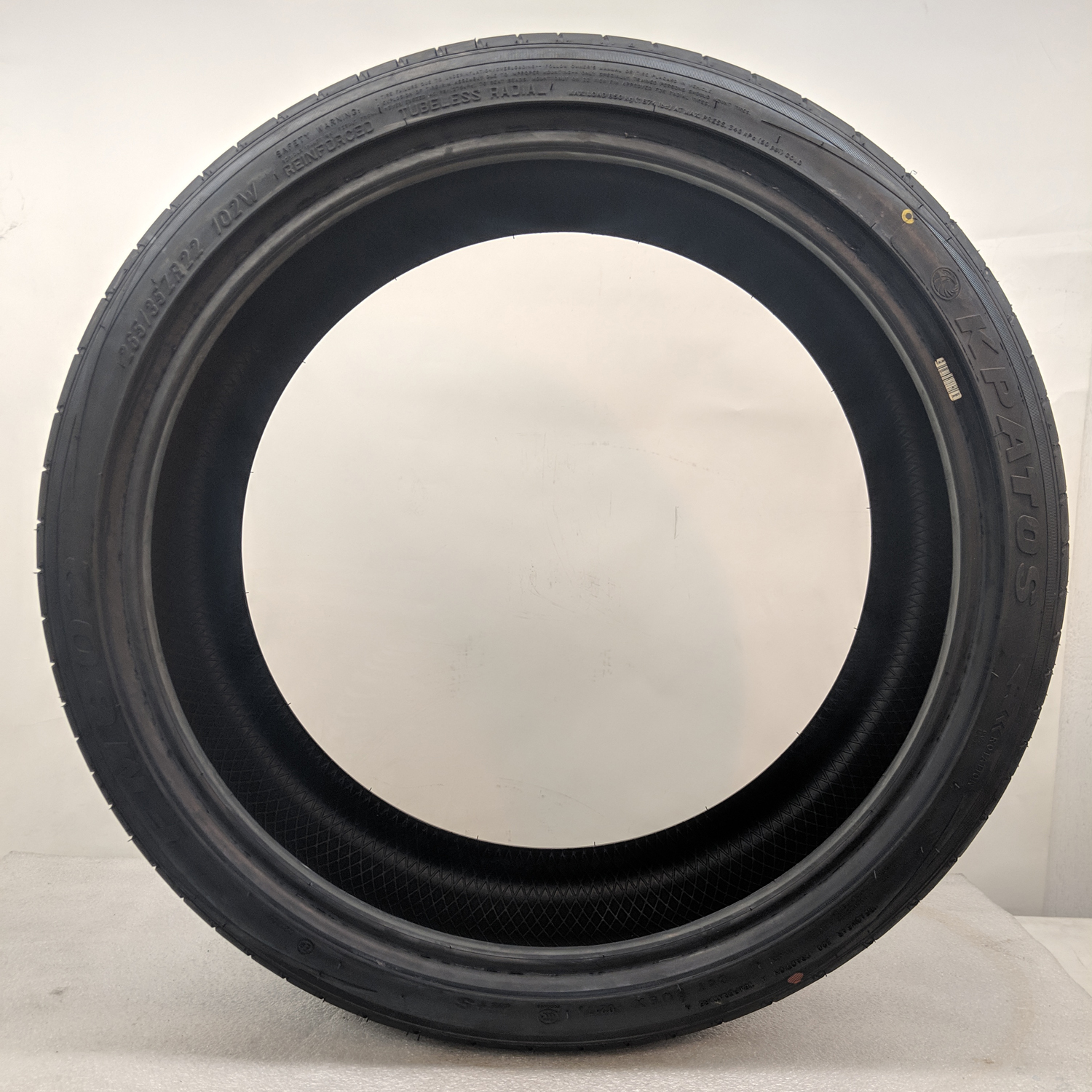 Kpatos Tires FM602 Passenger Performance Tire