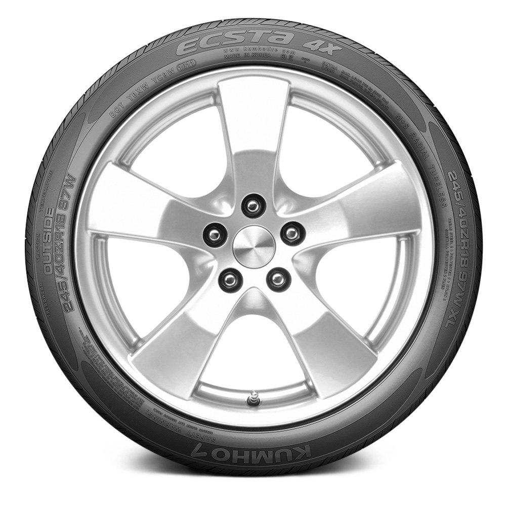 Kumho Tires Ecsta 4X KU22 - 275/35R22 95W