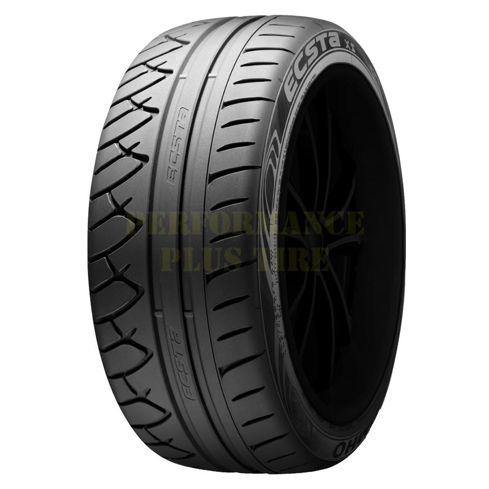Kumho Tires Ecsta XS KU36 Passenger Summer Tire - 205/50ZR15 86W