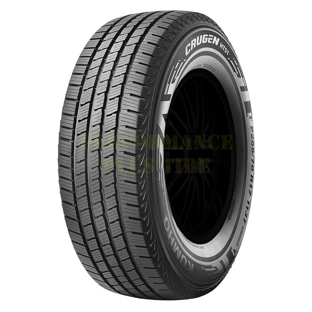 Kumho Tires Crugen HT51 Passenger All Season Tire