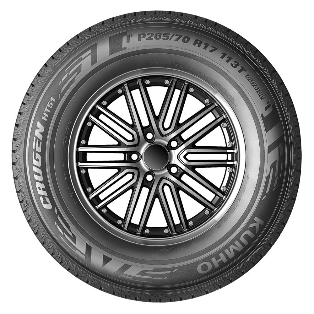 Kumho Tires Crugen HT51 - P275/70R16 114T