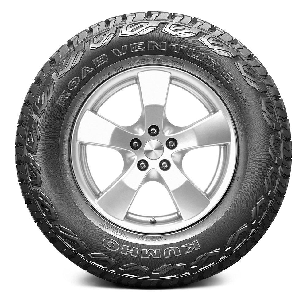 Kumho Tires Road Venture MT51 - 32x11.50R15LT 113Q 6 Ply