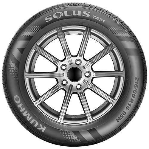 Kumho Tires Solus TA31+ Tire
