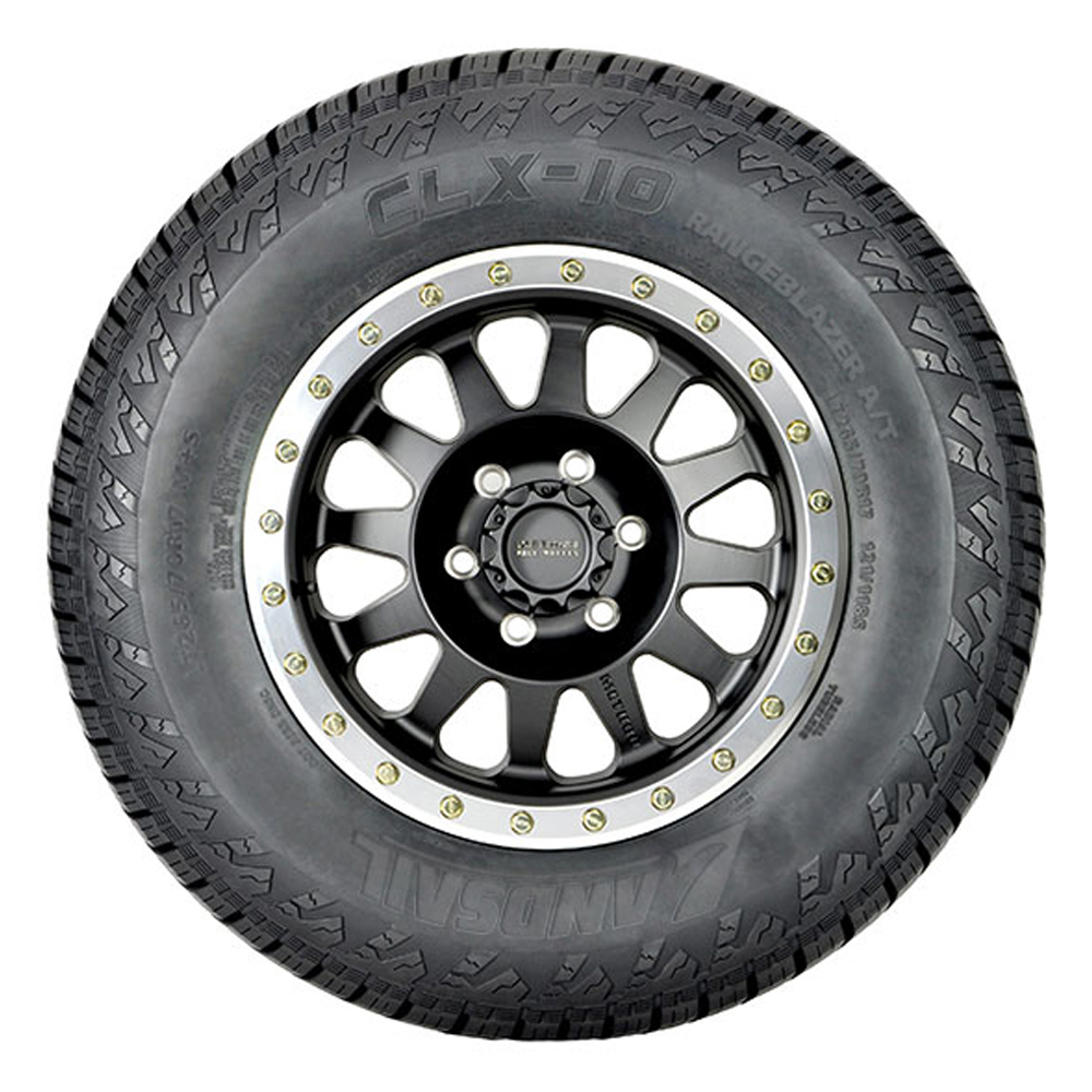 Landsail Tires CLX10 A/T Light Truck/SUV Highway All Season Tire - 31x10.5R15LT 109S 6 Ply