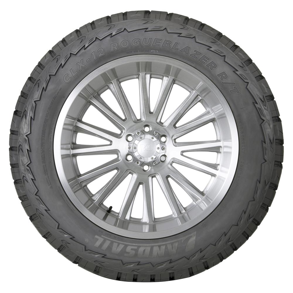 Landsail Tires CLX12 R/T Light Truck/SUV Highway All Season Tire - LT305/65R17 121/118S 10 Ply