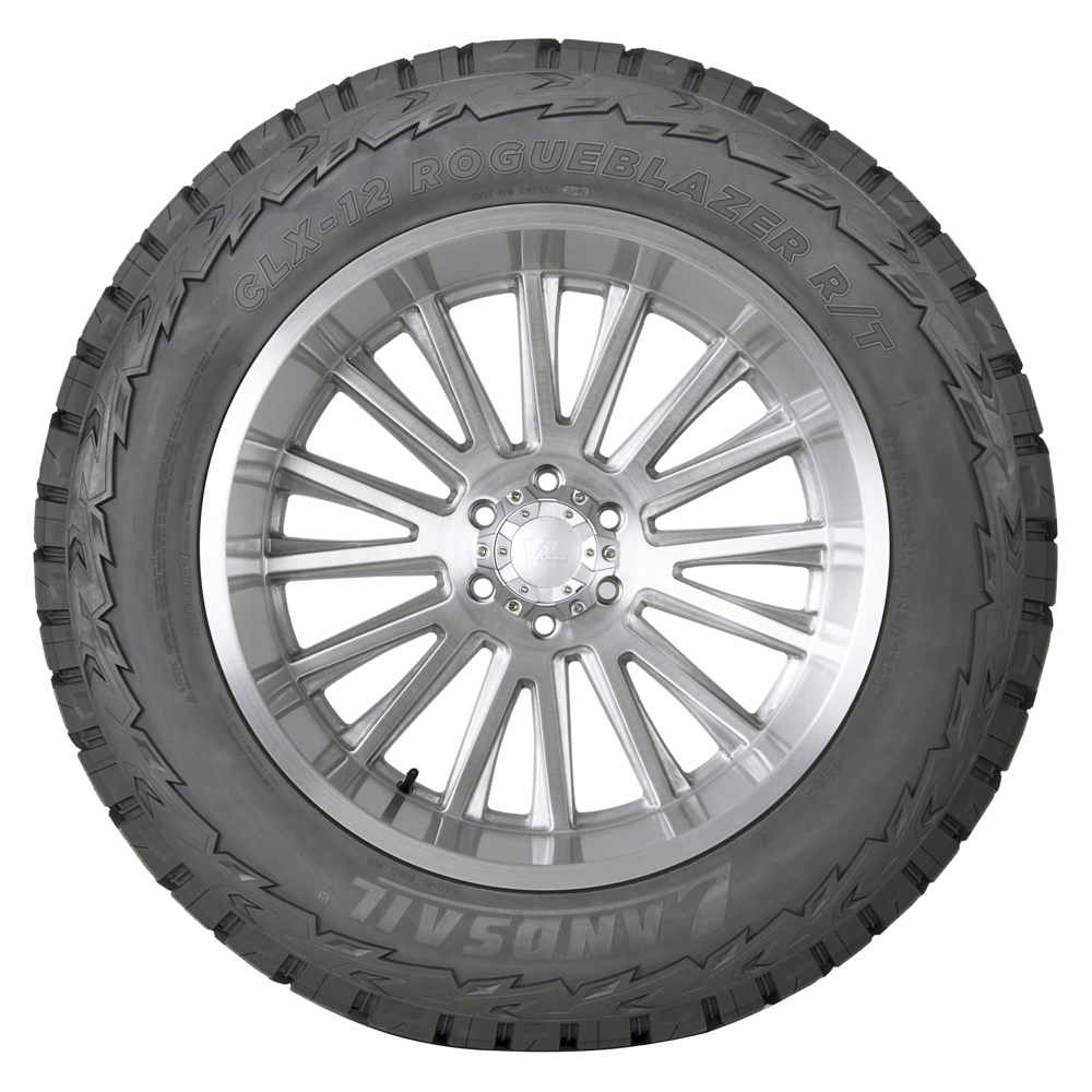 Landsail Tires CLX12 Rogueblazer R/T - 37x13.50R24LT 129Q 12 Ply