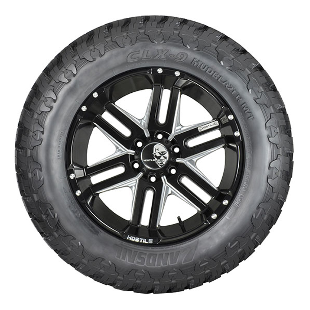 Landsail Tires CLX9 M/T Light Truck/SUV Mud Terrain Tire - 35x12.5R20LT 121Q 10 Ply