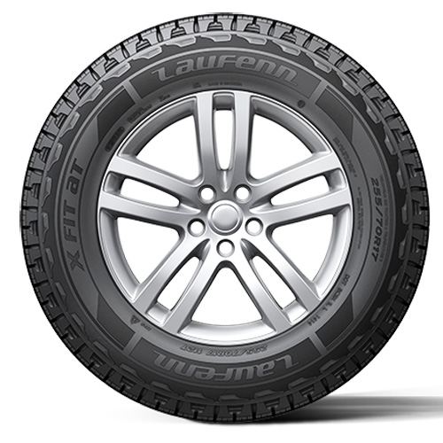 Laufenn Tires X Fit AT Light Truck/SUV Highway All Season Tire - 35x12.5R20LT 121S 10 Ply