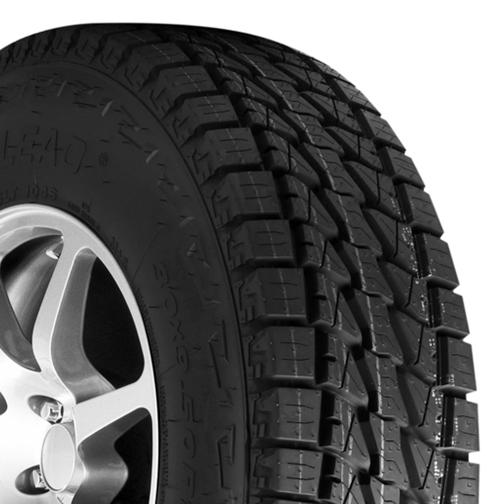 Leao Tires Lion Sport A/T Light Truck/SUV All Terrain/Mud Terrain Hybrid Tire