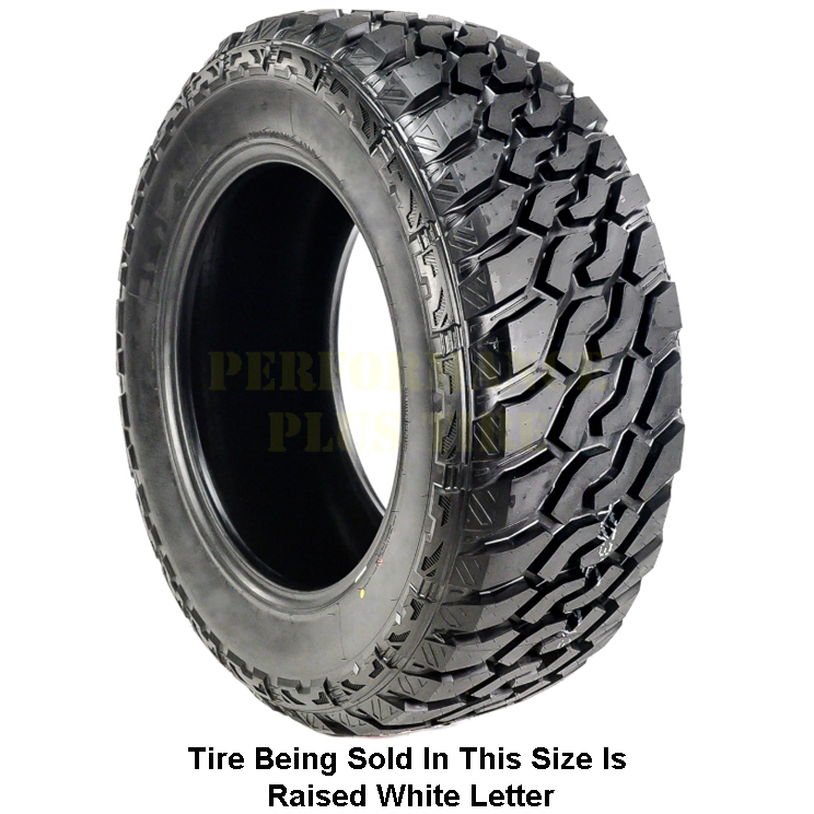Leao Tires Lion Sport MT Light Truck/SUV Mud Terrain Tire - LT215/75R15 100/97Q 6 Ply
