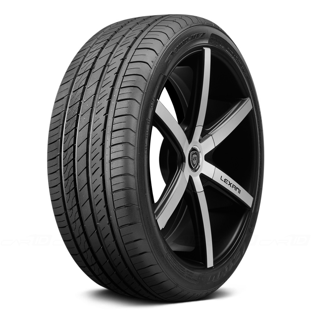 Lexani Tires LXUHP-107 Passenger All Season Tire - P295/25R22XL 97V