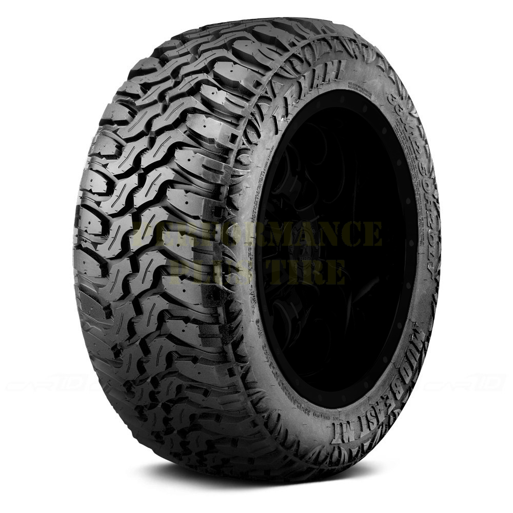 Lexani Tires Mud Beast MT Light Truck/SUV Mud Terrain Tire - 33x1250R20LT 114Q 10 Ply