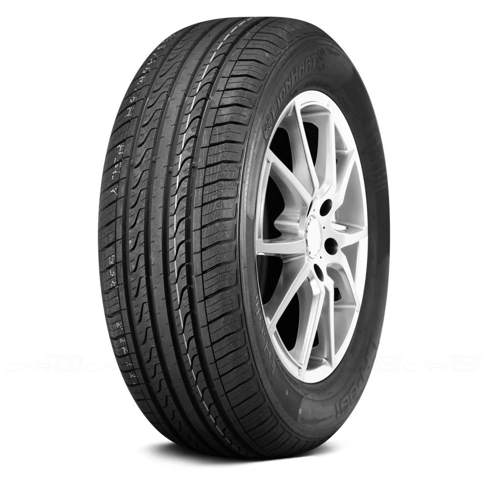 Lionhart Tires LH-001 Passenger All Season Tire - P205/75R15 97H