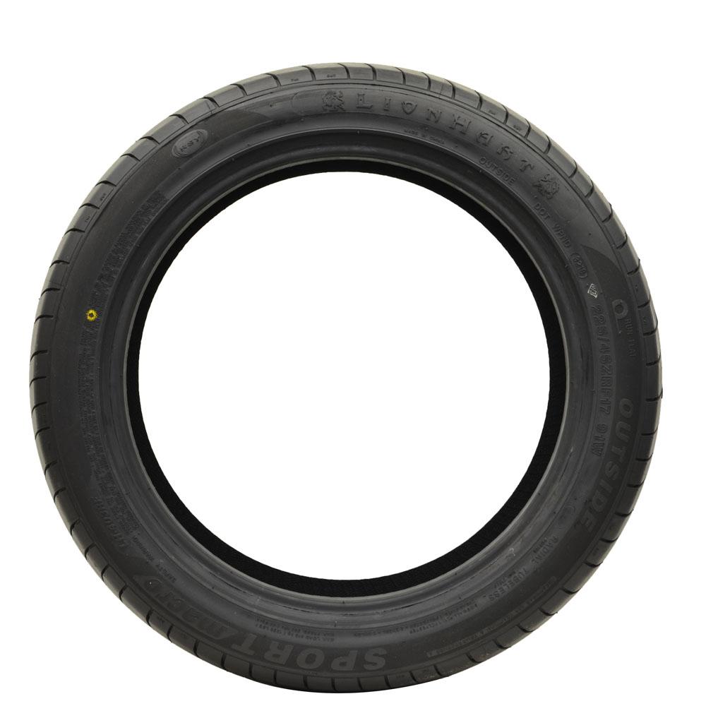 Lionhart Tires LH-403RF Passenger Summer Tire