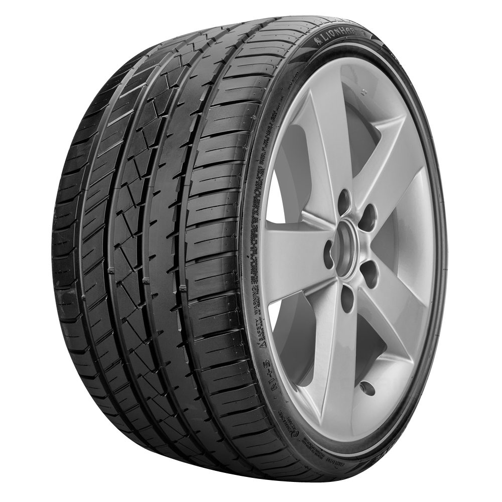 Lionhart Tires LH-Five Passenger All Season Tire - P345/25R20 100Y