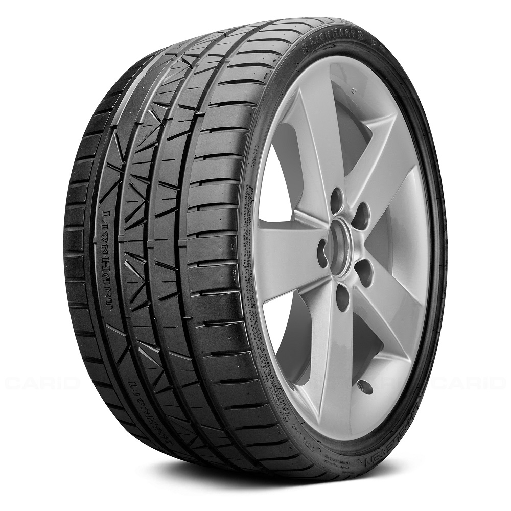 Lionhart Tires LH-Eleven Passenger All Season Tire - 295/25R22XL 97W