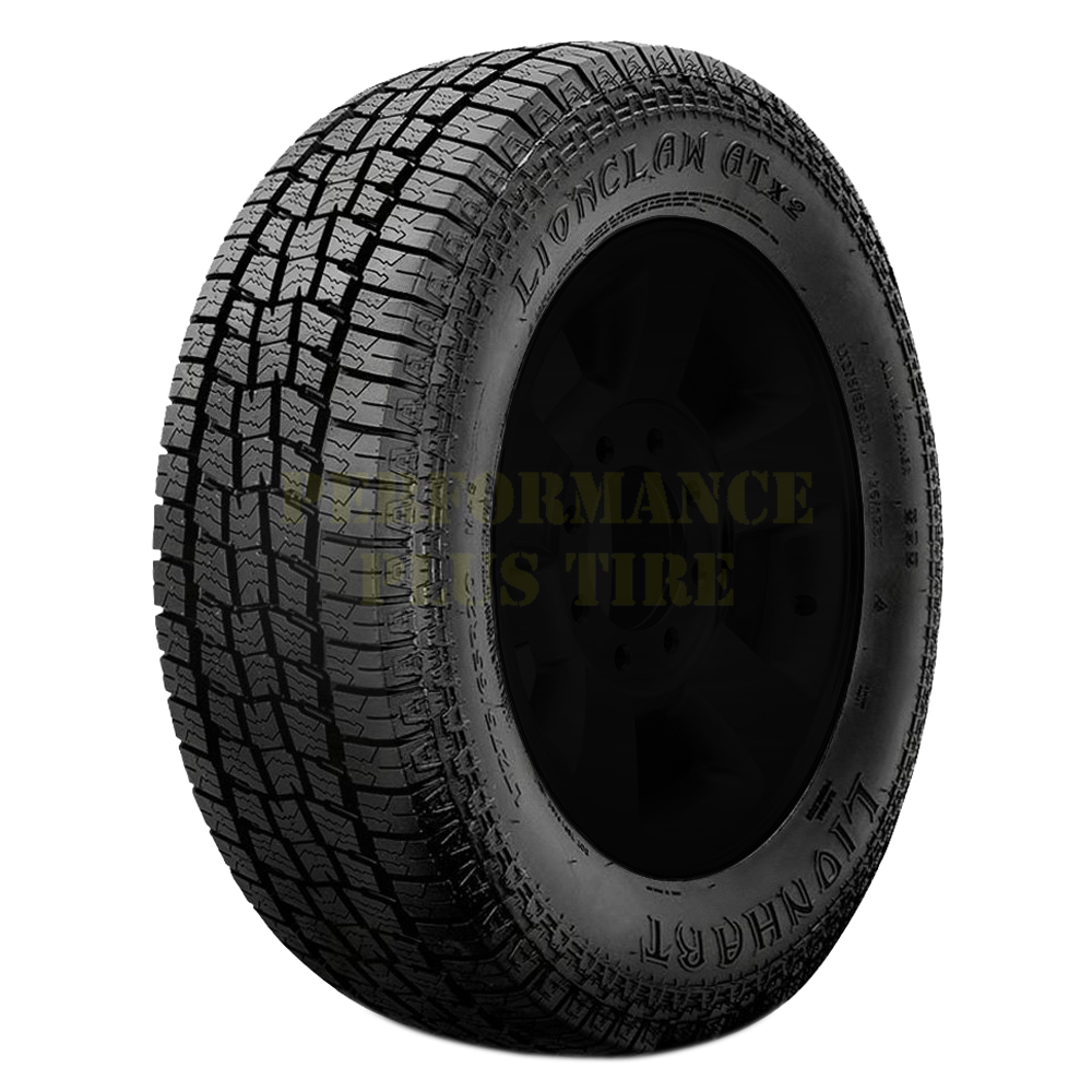 Lionhart Tires Lionclaw ATX2 Passenger All Season Tire