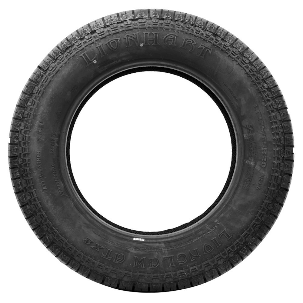 Lionhart Tires Lionclaw ATX2 Passenger All Season Tire - 265/70R15 112S
