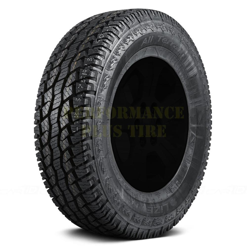 Lizetti Tires All Terrain Light Truck/SUV All Terrain/Mud Terrain Hybrid Tire