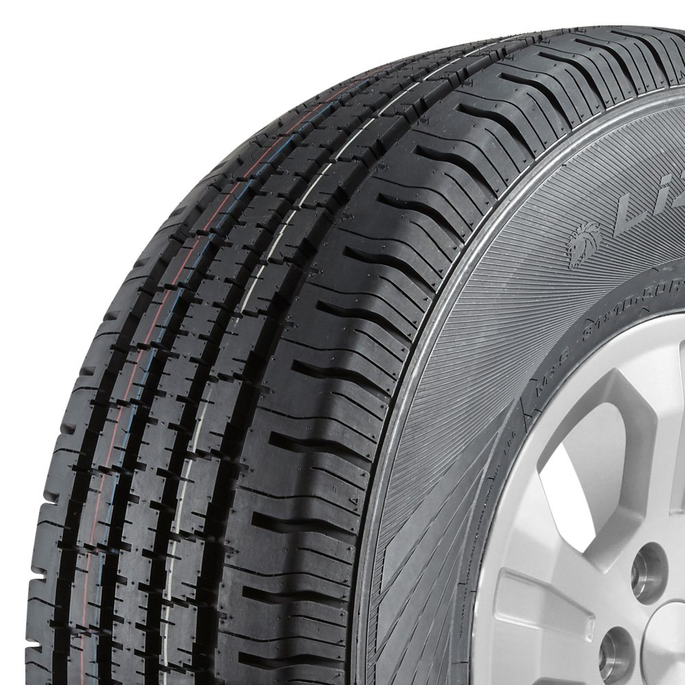 Lizetti Tires LZ-HST Light Truck/SUV Highway All Season Tire - 215/85R16 115/112Q
