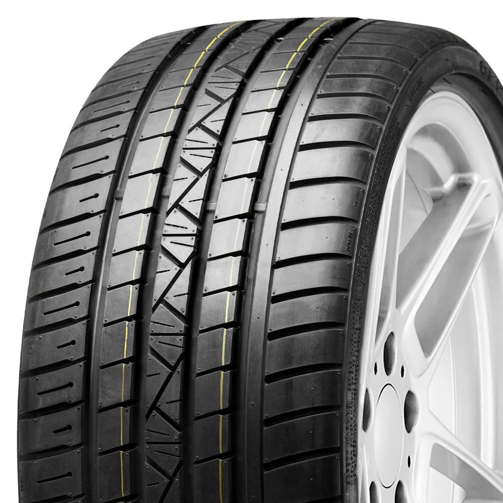 Lizetti Tires LZ-One Passenger All Season Tire - P295/25R22 97W