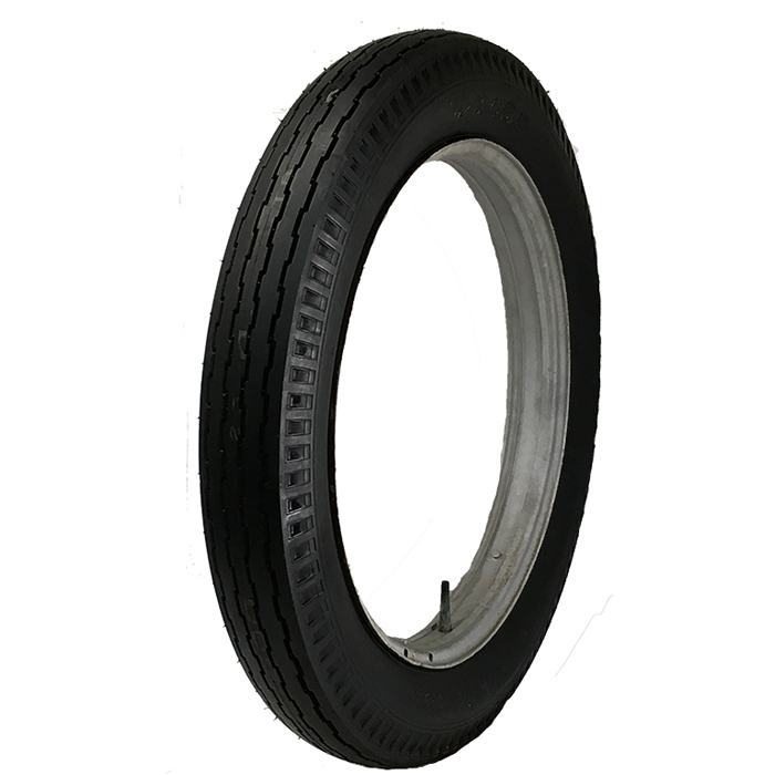 Lucas Tires Dunlop Super 90 Classic / Vintage / Military Tire