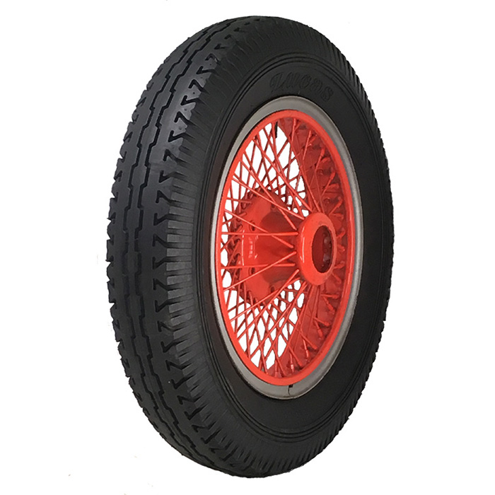Lucas Tires Blackwall Classic / Vintage / Military Tire - 650-19
