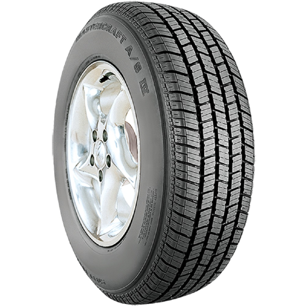 Mastercraft Tires A/S IV Passenger All Season Tire - P195/75R14 92S