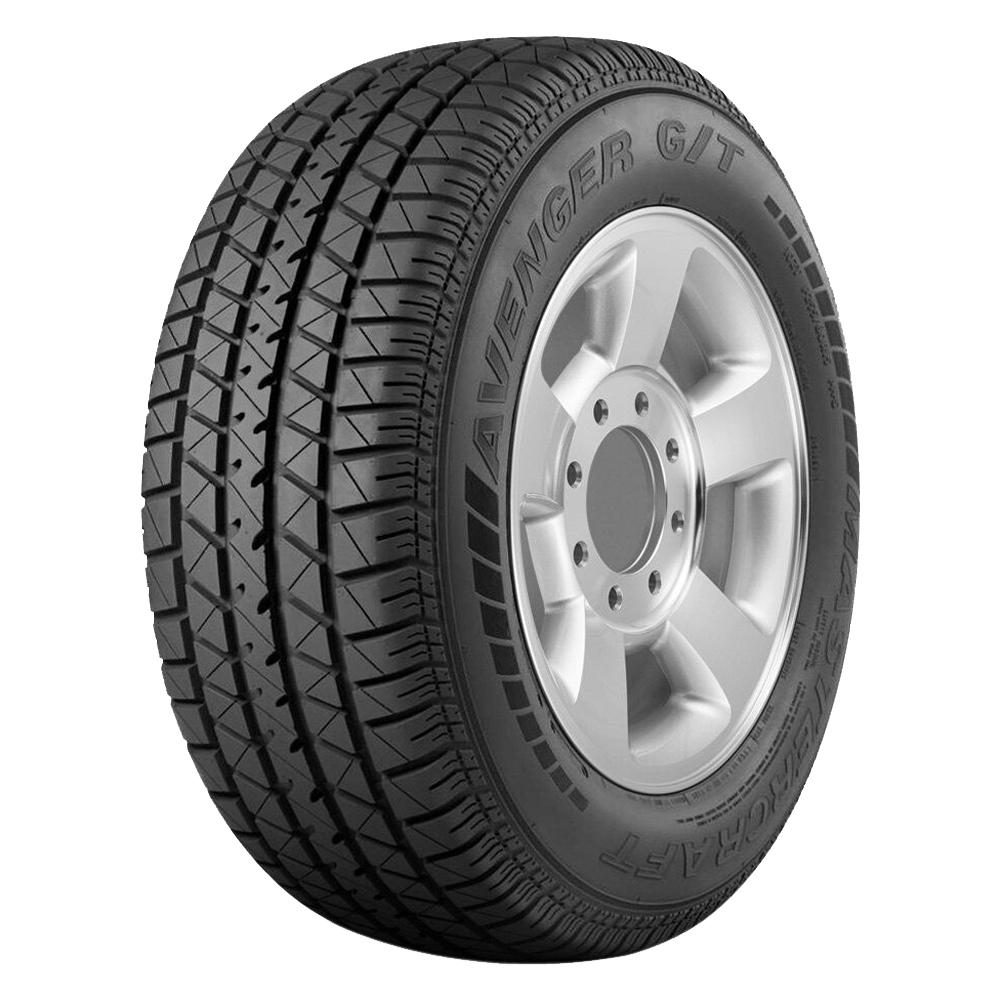 Mastercraft Tires Avenger G/T Passenger All Season Tire - P235/55R16 96T