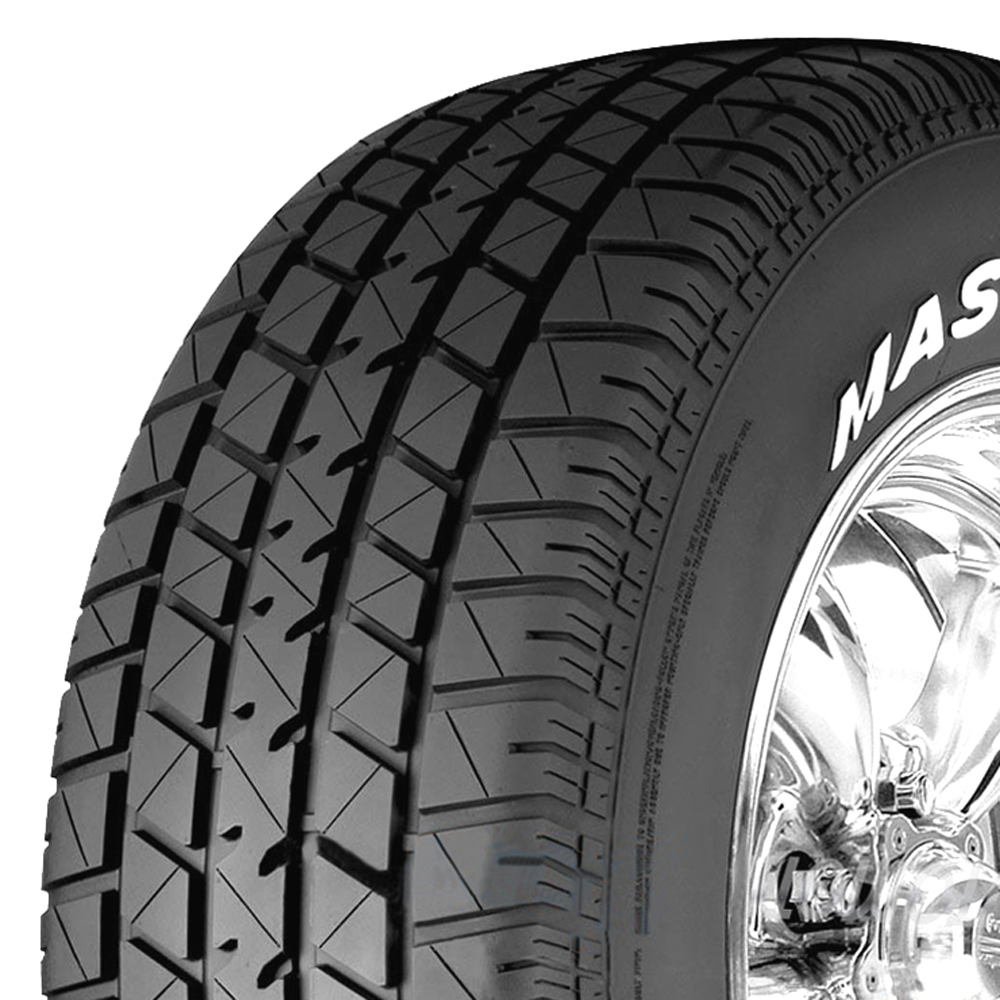 Mastercraft Tires Avenger G/T Passenger All Season Tire - P275/60R15 107T