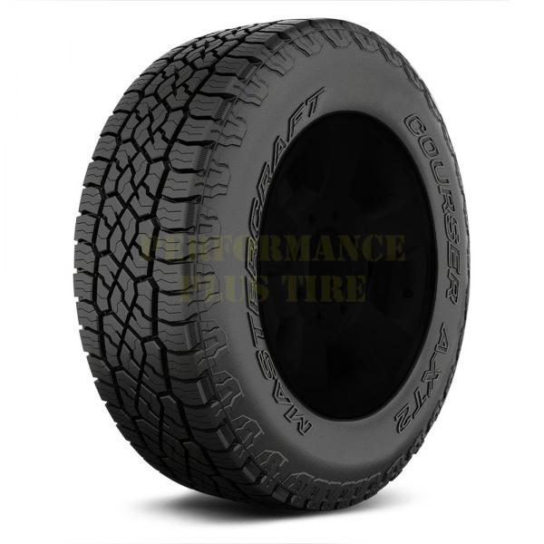 Mastercraft Tires Courser AXT 2 Light Truck/SUV Highway All Season Tire