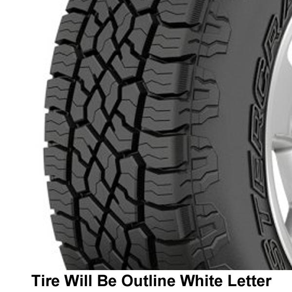 Mastercraft Tires Courser AXT 2 Passenger All Season Tire