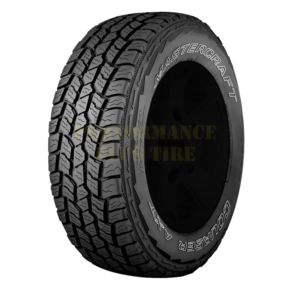 Mastercraft Tires Courser AXT - LT265/70R16 10 Ply