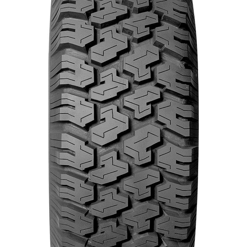 Mastercraft Tires Courser C/T Light Truck/SUV All Terrain/Mud Terrain Hybrid Tire