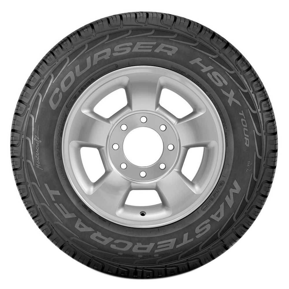 Mastercraft Tires Courser HSX Tour Passenger All Season Tire