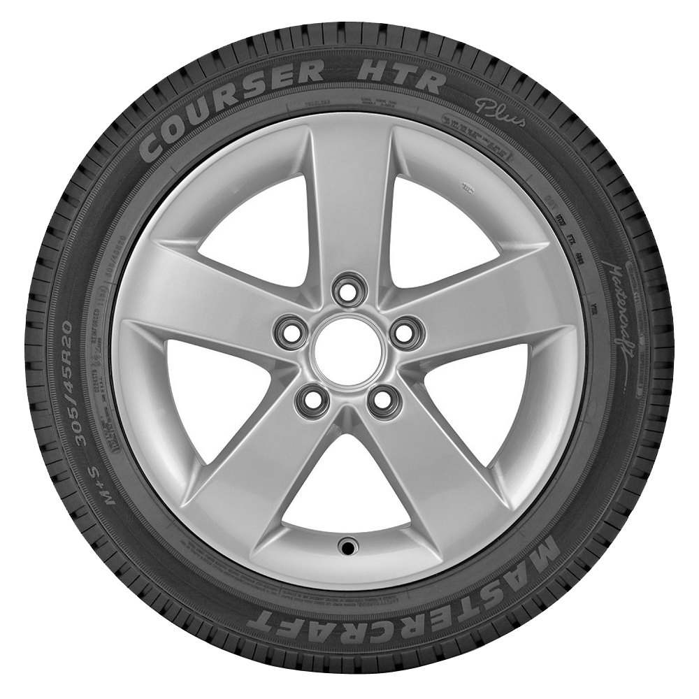 Mastercraft Tires Courser HTR Plus