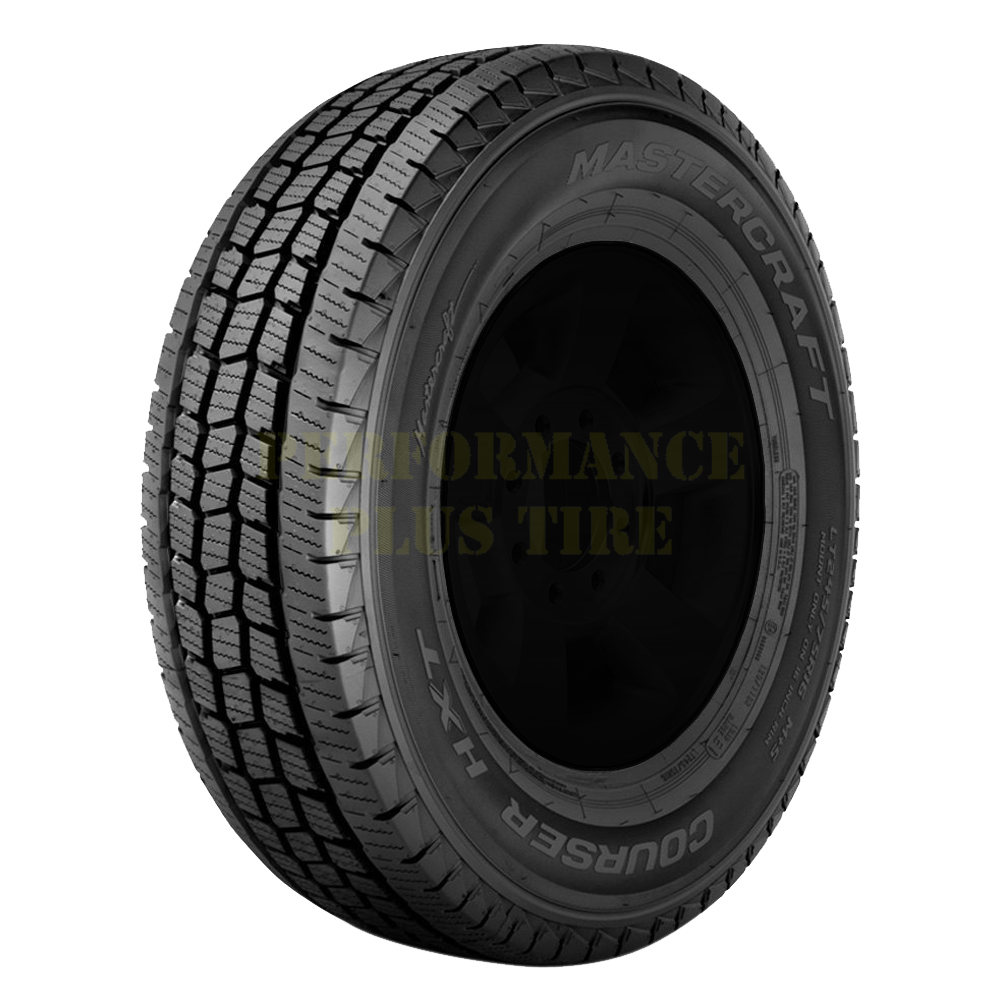 Mastercraft Tires Courser HXT