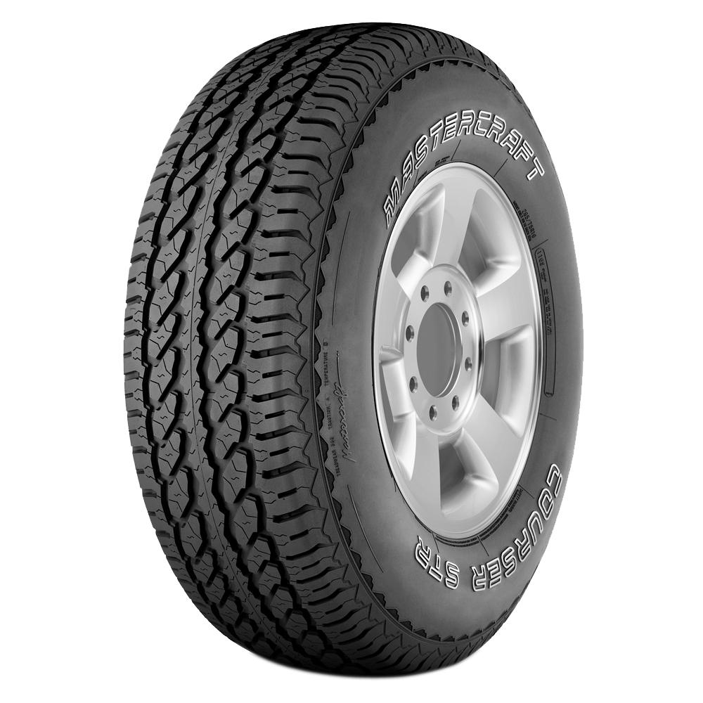 Mastercraft Tires Courser STR Passenger All Season Tire