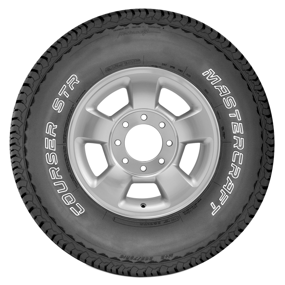 Mastercraft Tires Courser STR