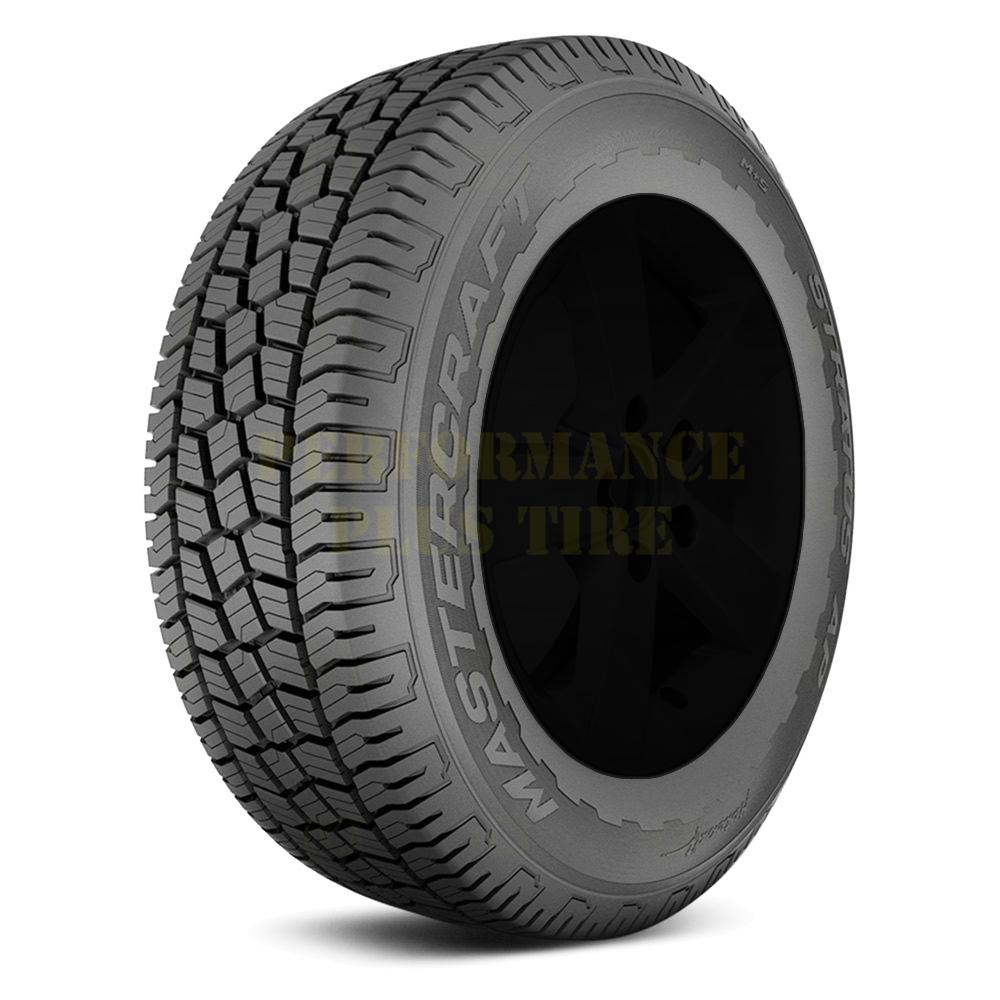 Mastercraft Tires Stratus AP Light Truck/SUV Highway All Season Tire