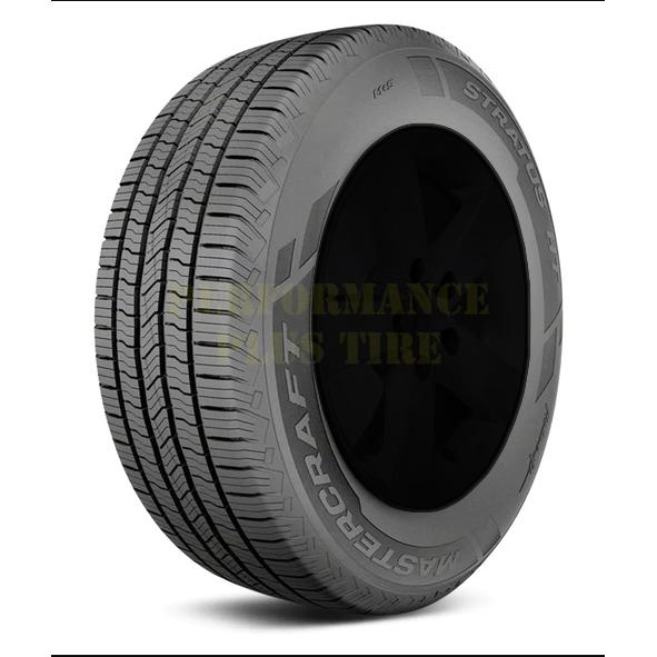 Mastercraft Tires Stratus HT Light Truck/SUV Highway All Season Tire