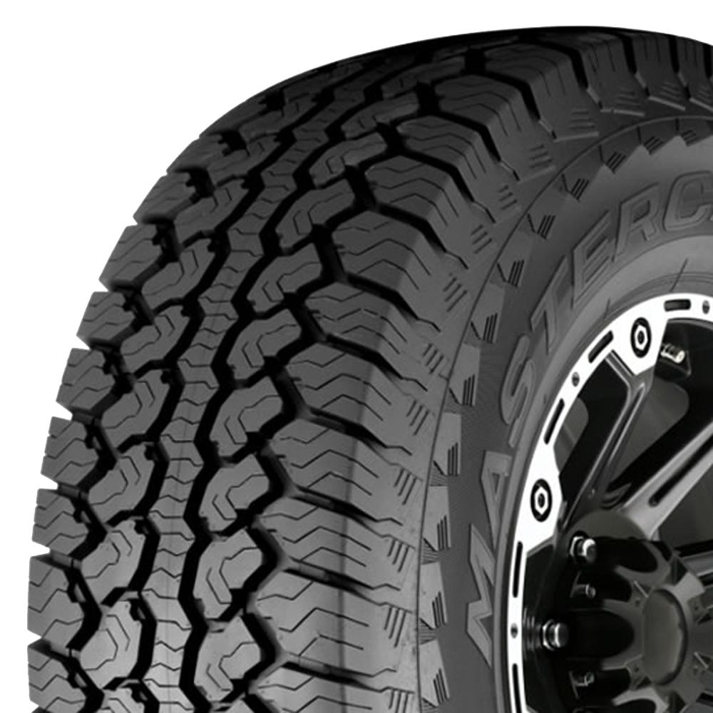 Mastercraft Tires Wildcat A/T2 Light Truck/SUV Highway All Season Tire