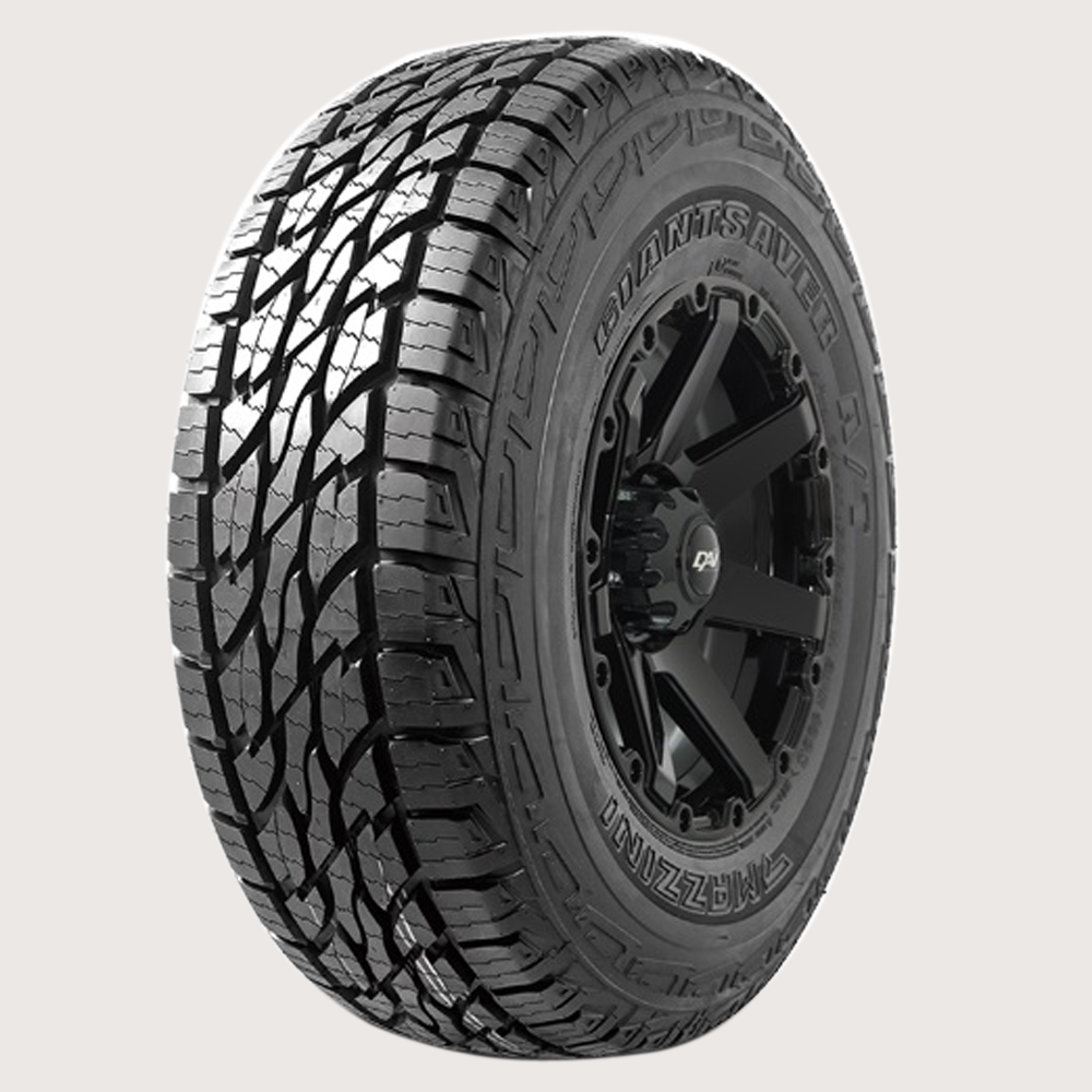 Mazzini Tires GiantSaver A/T Light Truck/SUV All Terrain/Mud Terrain Hybrid Tire - LT305/70R17 121/118R 10 Ply