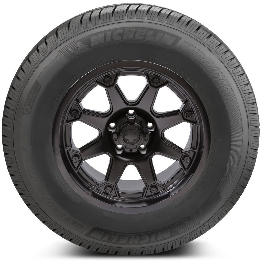 Michelin Tires Defender LTX M/S - 255/75R17 115T