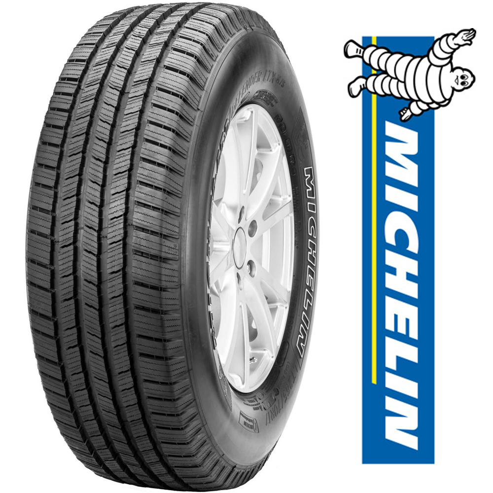 Michelin Defender Reviews >> Michelin Tires Defender Ltx M S 255 65r16 109t
